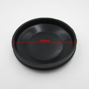 Image 4 - For Skoda Octavia 10 14 Headlight Back Cover Dust proof Waterproof Cover Rubber Cover Small 1pcs