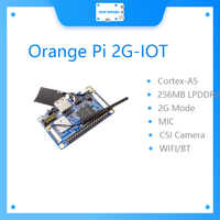 Orange Pi 2G-IOT brazo Cortex-A5 32bit Bluetooth apoyo ubuntu linux y android mini PC más allá de Raspberry Pi 2