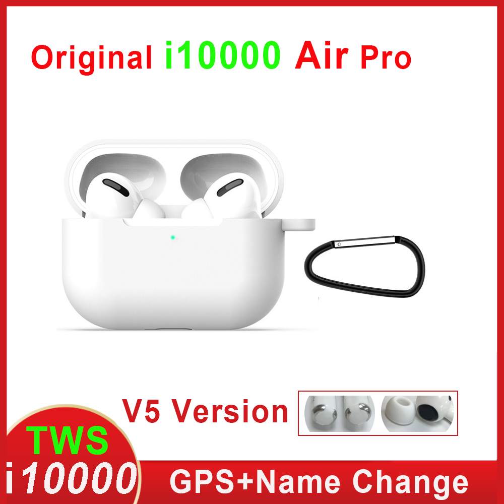 Original Air3 Pro I10000 TWS New Wireless Earphones Bluetooth Headsets Earbuds PK W1 H1 Chip I200000 I500 I9000 I90000 Tws