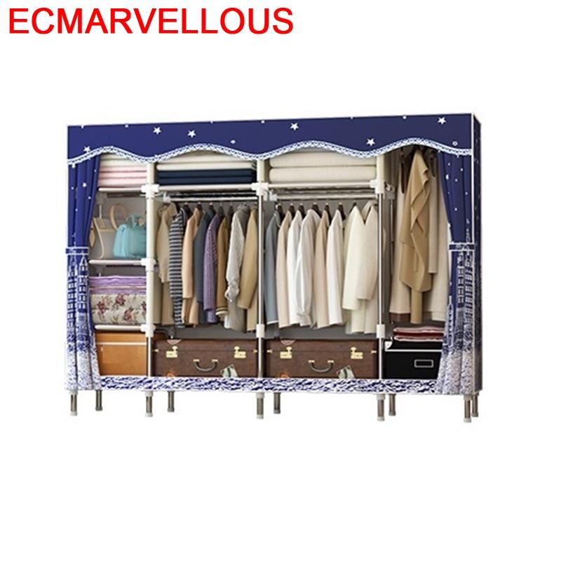 Szafa font b Closet b font Storage Ropa Dresser For Armario Armazenamento De Dormitorio Guarda Roupa