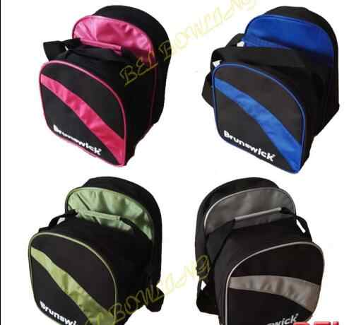 New Brunswick Bowling >> New Style Bowling Goods New Brunswick Bowling Single Ball Bag Professional Bowling Bag Free Shipping