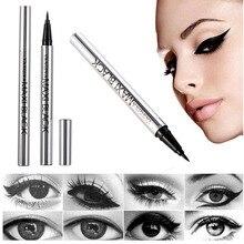 Pencil Cosmetic Makeup Eye-Liner Liquid-Delineador Beauty Ultimate Black YANQINA Smudge-Proof