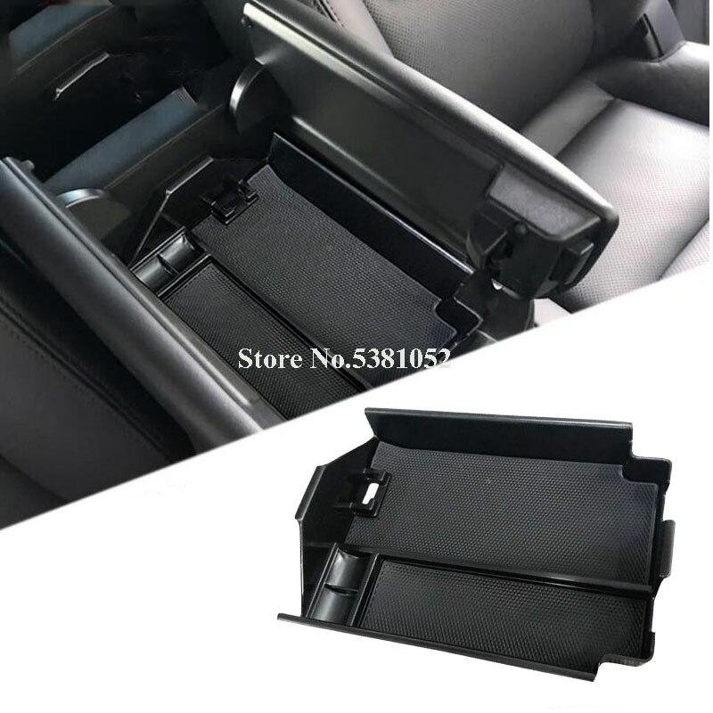 Auto Armlehne Konsole Zentrale Lagerung Box Container Tyding Für Mazda CX9 CX-9 2nd Gen 2016 2017 2018 Zubehör Auto Styling