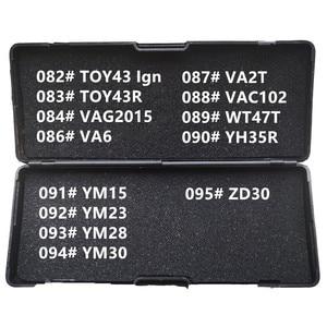 Image 1 - 82 95 لى شى 2 في 1 2in1 TOY43 TOY38R VAG2015 VA6 VA2T VAC102 WT47T YH35R YM15 YM23 YM28 YM30 ZD30 الأقفال أدوات لجميع أنواع