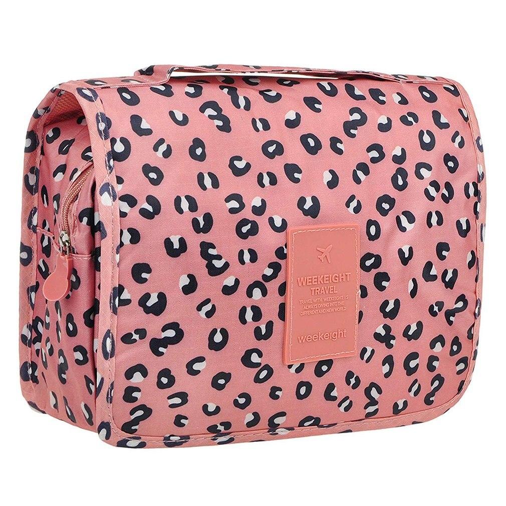 Large-Capacity Multi-Function Portable Travel Cosmetic Bag Waterproof Hanging Storage Bag Lightweight Fashion  Bag