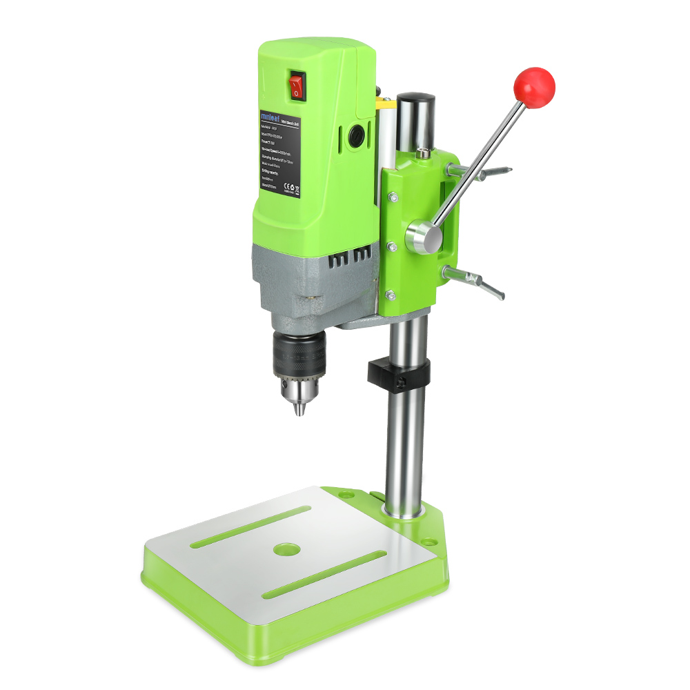 Chuck Wood Stand Drill 710W 5156E For 1 Bench Electric DIY Drill BG 220V Drilling Machine Metal Mini 13mm Bench