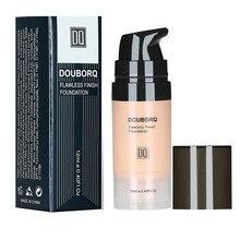 Bb cream profissional, base líquida natural para rosto, corretivo, olheiras e iluminador da pele, à prova d' água