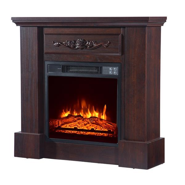 Fireplace Cabinet 6