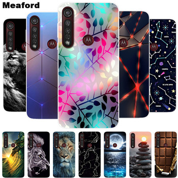 g8 For Motorola Moto G8 Power Case Shockproof Soft silicone TPU Back Cover For Moto G8 Power Lite Phone Cases Case G8 Plus Cartoon
