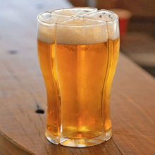 Beer Glasses Mug-Cup Separable Transparent Party Large-Capacity Thick 1 for Club-Bar