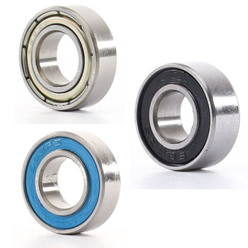 RC Rubber Shielded Ball Bearing For HPI TRAXXAS AXIAL TAMIYA HSP FS ARRMA RGT REDCAT Yokomo MST RC4WD ETC NEW ENRON image