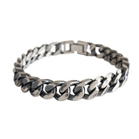 Veryins 925 Sterling Silver Snake Chain Bracelet 16.5cm for Women and Men with Fold Over Clasp
