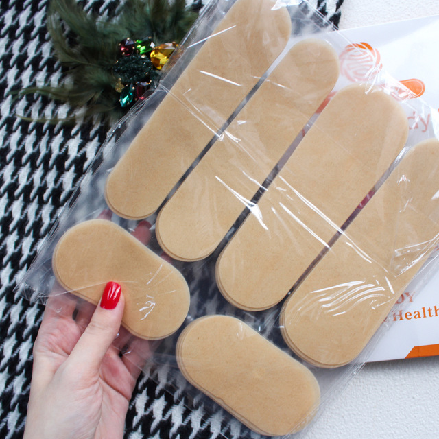 Пластырь для похудения Ifory 48 шт./пакет, пластырь для похудения в нижней части тела с 100% натуральными ингредиентами, пластыри для похудения и ...