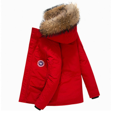 2019 New Canada Jacket Down Men Thick Warm Duck Winter Women Windproof doudoune homme ropa