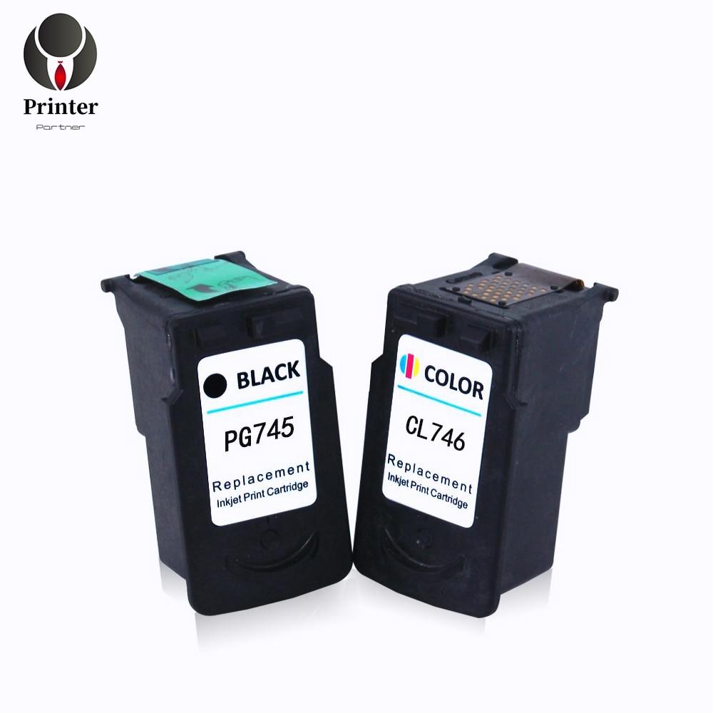 Printer Partner cartridge pg 20 cl 20 compatible for canon ...