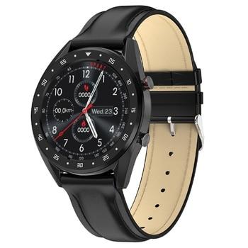 L7 Bluetooth Smart Watch Men Ecg+Ppg Hrv Heart Rate Blood Pressure Monitor Ip68 Waterproof Smart Bracelet Android Ios