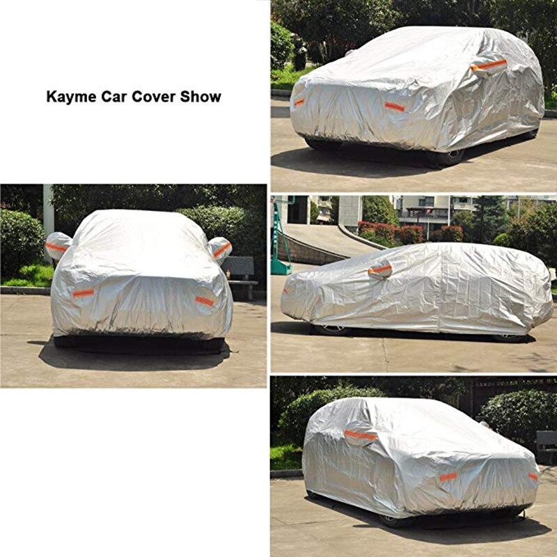 Купить kayme чехлы для автомобиля чехол на автомобиль внедорожник седан
