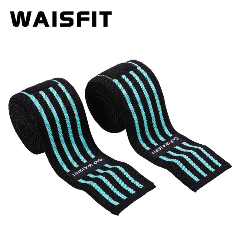 Sports Kneecaps Fitness Men's Sports Supplies Bandage Bandage Cloth Winding Squat Weightlifting Fitness Cotton Elastic Band
