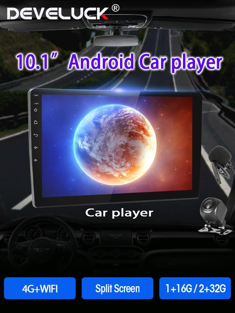 Video-Player Multimedia Gps Navigation Car-Radio Android 10.0 Kia Toyota Honda 2-Din