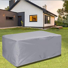 Dust Proof Cover Tools Oxford Cloth Supplies For Sofa Table Chair Universal Rain Snow 210D Waterproof Furniture Covers