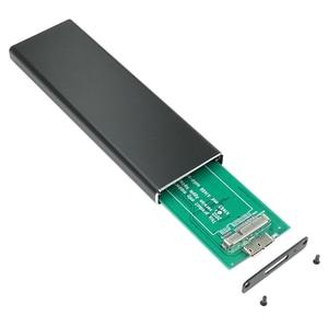 Image 3 - עבור Apple MACBOOK AIR PRO 2012 דיסק קשיח תיבת Usb3.0 USB כדי Mac A1465 A1466 SSD מקרה מארז