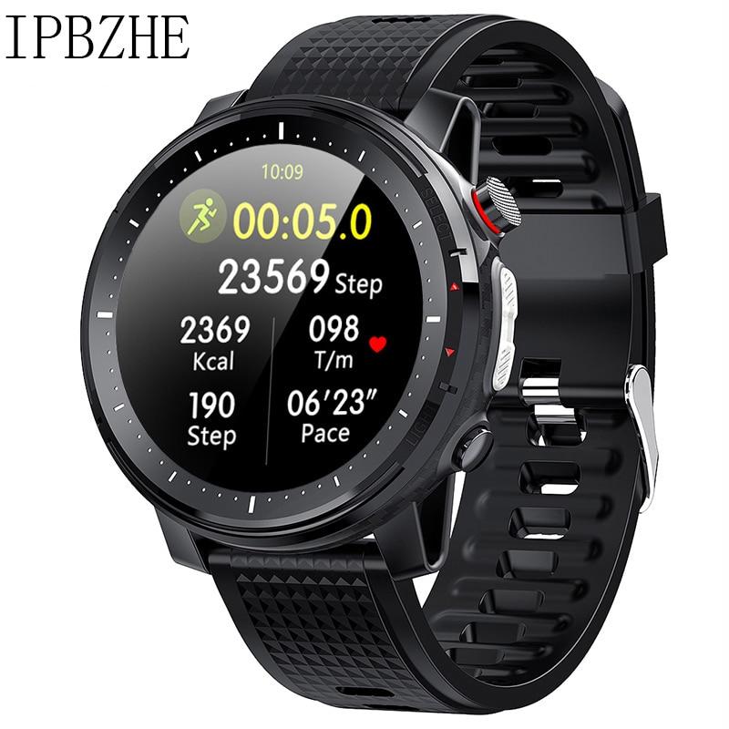 Смарт-часы Ipbzhe, мужские водонепроницаемые спортивные Смарт-часы IP68, Android Reloj Inteligente 2021, Смарт-часы для мужчин и женщин Huawei Xiaomi