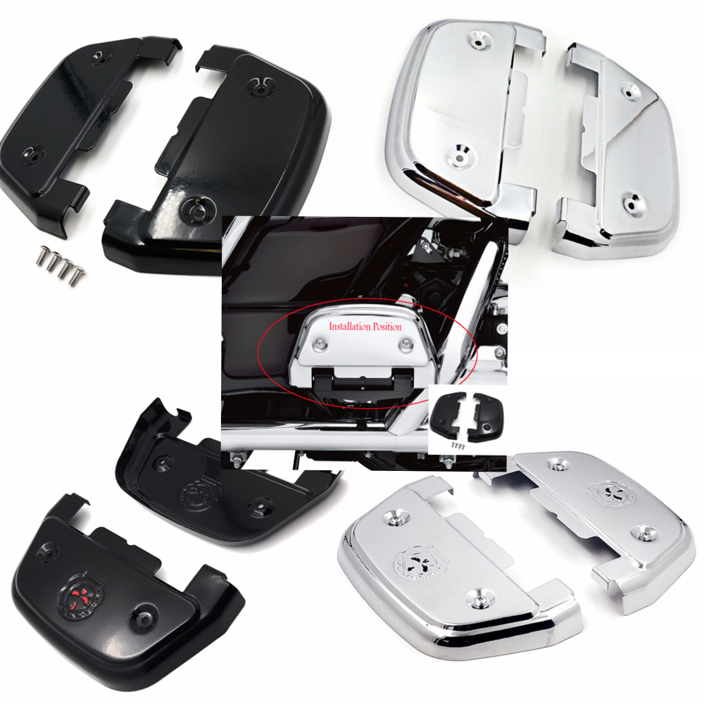 Aftermarket Free Shipping Footboard Cover For Harley Touring 2006-later Dyna 1986-later FL Softail/ 1987-later Touring And Trike