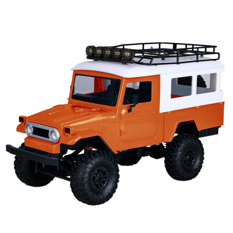 MN 40 2.4Ghz RC Car 1/12 Rock Crawler Remote Control Car Off Road Car RC Vehicle Models RTR Toys for Children