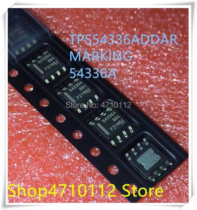 NEW 10PCS/LOT TPS54336ADDAR TPS54336A TPS54336 MARKING 54336A HSOP-8 IC