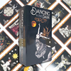 Dancing In The Dark Tarot Cards 78 Cards Oracle Deck E-Instruction Manual English Boarding Game Playing Cards Party Home Spirit