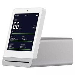Xiaomi Mijia ClearGrass detektor powietrza Retina ekran dotykowy IPS telefon komórkowy dotykowy pracy w pomieszczeniach na zewnątrz jasny trawa Monitor powietrza 2
