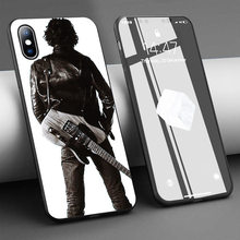 Coque bruce springsteen born to run Soft Silicone Phone Case for