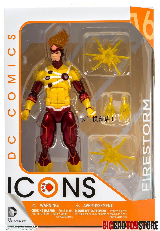 Nouveau DC52 les légendes Flash de demain flèche série firestaurm PVC figurine modèle jouets pour enfants cadeaux