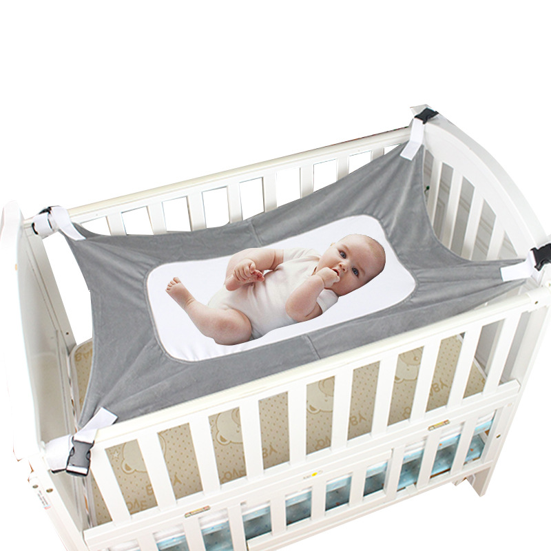 Baby Crib High Quality Adjustable Hammock Newborn Safe Bed Detachable Breathable Baby Crib Basket Cradle Elastic Hammock