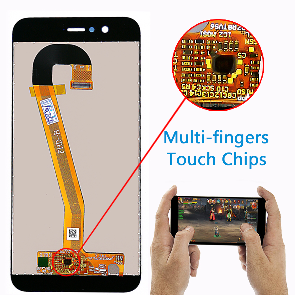 Image 3 - Huawei Nova 2 LCD Display For PIC AL00 PIC L09 PIC L29 PIC TL00 PIC LX9 Touch Screen 5.0 inch Digitizer Assembly Frame with Tool-in Mobile Phone LCD Screens from Cellphones & Telecommunications on