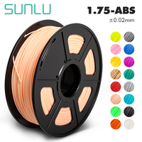 ABS filaments Skin colors with rohs certificated ABS plastic filament ABS filamento para impresoras 3d