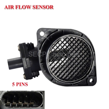 Mass Air Flow Meter MAF Mass Air Flow Sensor Meter Fit For Audi A4 A6 Fit For VW Fit For Caddy LT Fit For Passat Fit For Polo Fit For Transporter 0281002216 028906461 0986284001 0986284011