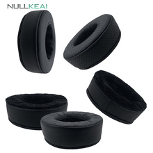 NULLKEAI החלפת לעבות Earpads לakg K545 K 545 אוזניות זיכרון קצף Earmuff כיסוי כרית