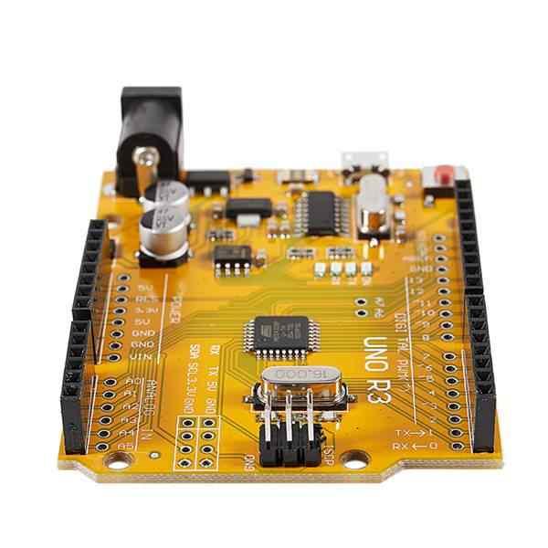 トップ-CNC V3 シールド + UNO R3 Arduino の互換ボード + 4x TI DRV8825 StepStick ステッピングドライバ赤 + 紫