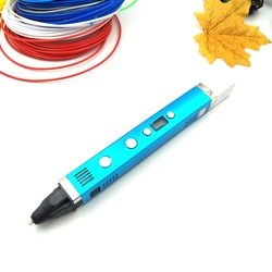 Hot-myriwell 3D długopis USB wtyczka 5V 2A kreatywne pióro 3D pióro graffiti najlepszy prezent dzieci 3 generacji 3D pióro do dekorowania