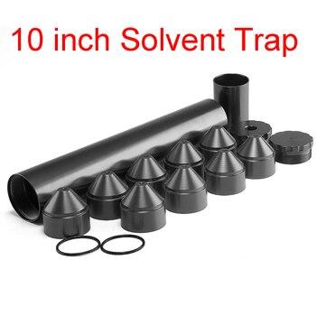 13PCS 10 Car Fuel Filter 1/2-28 and 5/8-24 Solvent Filter Fuel Trap for NAPA 4003 WIX 24003 Fuel Capture Solvent Filter 10 Inch filtron pp845 1 for fuel filter u a