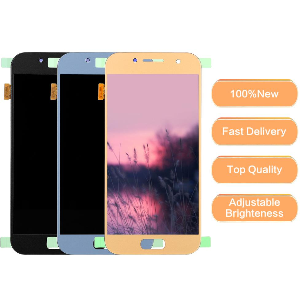4.7 Inch For Samsung Galaxy A3 2017 A320 SM-A320M A320F A320Y LCD Display And Touch Screen Digitizer Assembly Replacement Parts