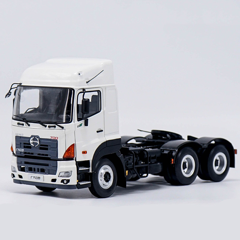 High quality 1:24 GAC Hino 700 zinc alloy model,collection and gift metal simulation engineering car model,free shipping