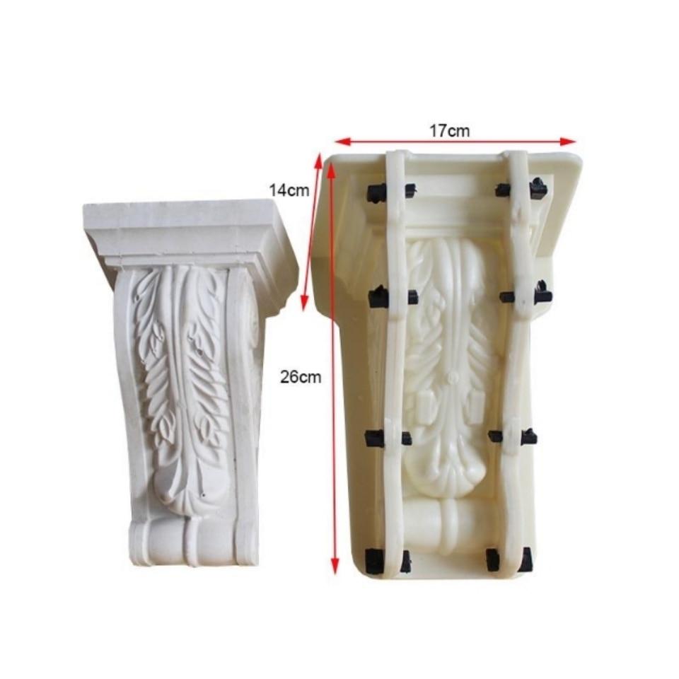 Pata pie cuadrada para Mueble en resina plastica abs ANTICORROSION 40x40mm altura 80mm negro con Tap/ón contera 4 un