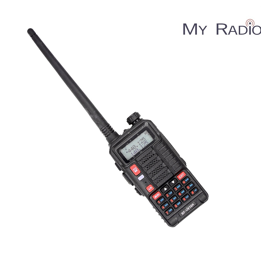 BAOFENG UV-10R HAM Two Way Radio 2021 Newest Wireless Radio Communication Interphone Travel Driving Hiking Camping HAM Intercom