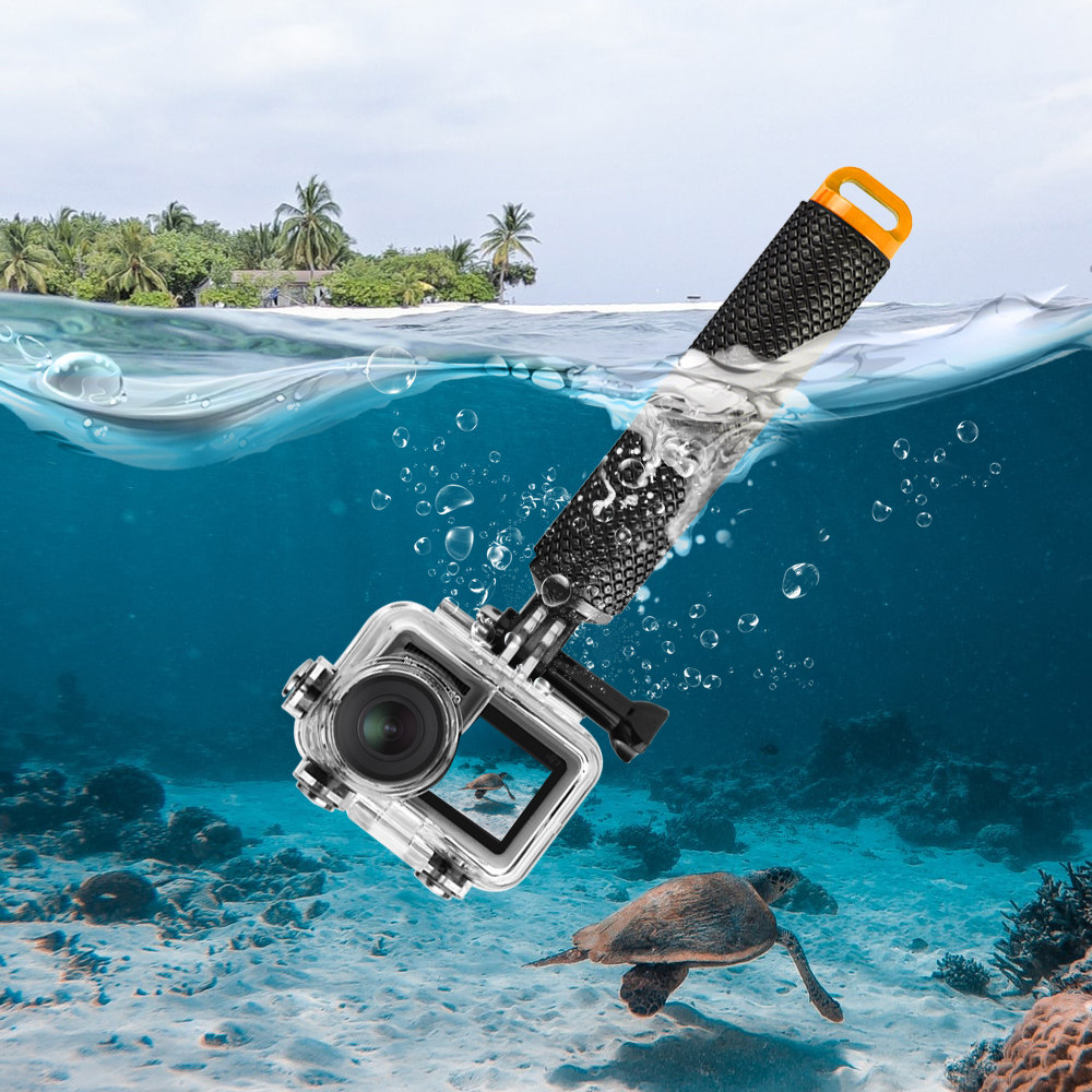 60M Action Camera Waterproof Housing Case Shell Diving For DJI Osmo Action Water Resistant Diving Protective Case Shell