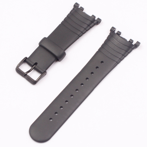 Image 3 - Watch Accessories Rubber Strap For SUUNTO Vector VECTOR Pin Buckle Mens Watch Strap