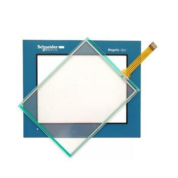 XBTOT2110 XBT-OT2110 Cristal de pantalla táctil (con película de membrana) para la reparación del Panel táctil HMI do hágalo usted mismo, tiene en stock