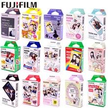 Bộ máy Chụp ảnh Lấy Ngay Fujifilm Instax Mini Bộ Phim Tùy Chọn Khung Ảnh 10 100 tờ Giấy In Ảnh Cho Instax Mini 9 8 11 Tức Thì mini 70 90 Phim