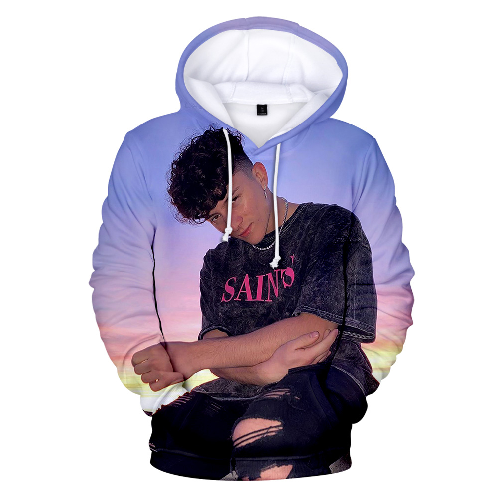 Sweatshirt Tony Lopez Merch 3D Figure Poster Hoodie Sweatshirts Teens Women/Men Hoodies Unisex Harajuku Tracksuit Pullovers Top